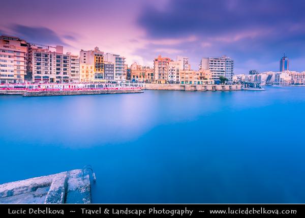 Southern Europe - Malta - Repubblika ta' Malta - Maltese archipelago in the Mediterranean Sea - Valletta - Capital city of Malta - Il-Belt - UNESCO World Heritage Site - Grand Harbour of Valletta