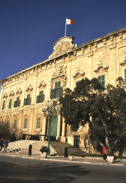 Prime Ministers House, Valetta
