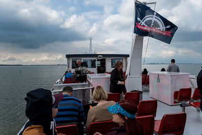 On The Volendam-Marken Express