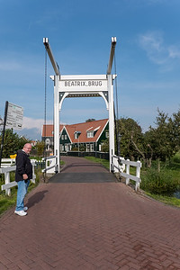 The Beatrix Brug (Bridge)