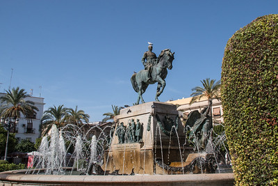 General Miguel Primo de Rivera, Plaza del Arenal