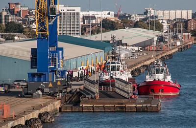 Southampton Departure