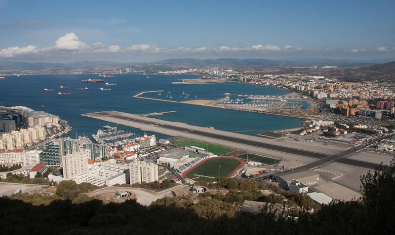 Gibraltar Airport<br /> Gibraltar