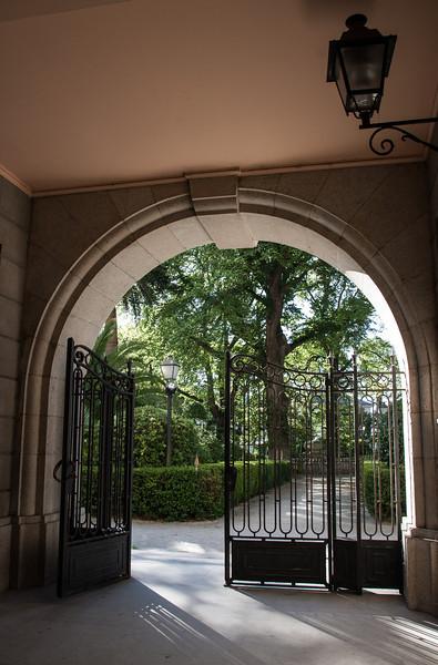 Jardin de San Carlos<br /> La Coruna