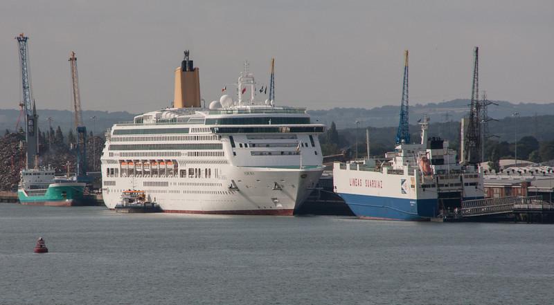 Aurora, Southampton<br /> Southampton