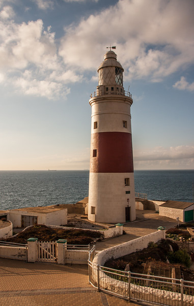 Trinity Lighthouse<br /> Gibraltar
