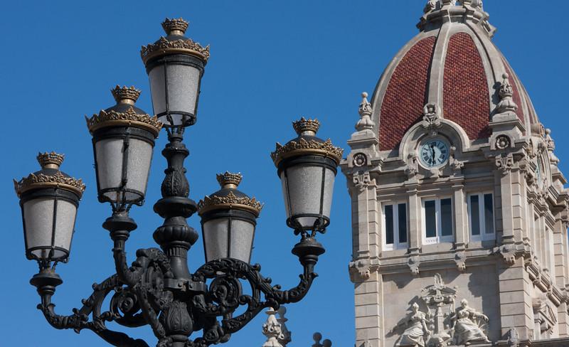 City Hall<br /> La Coruna