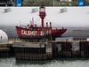 Calshot Spit Lightship<br /> Southampton