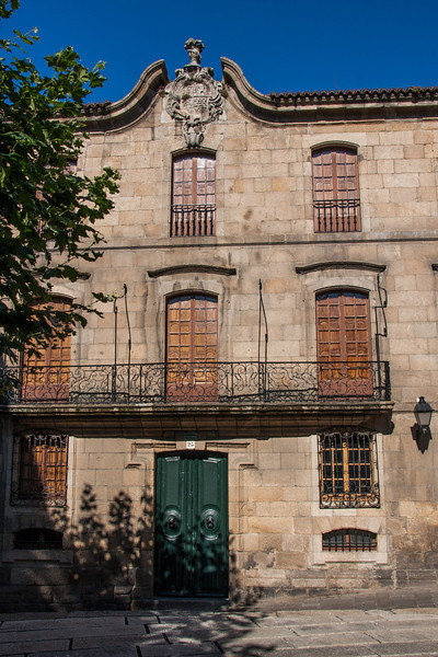 General Franco's House<br /> La Coruna