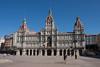 Plaza de Maria Pita<br /> La Coruna