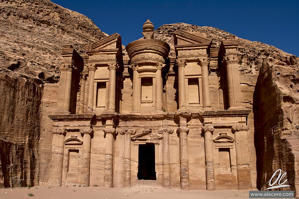 El Deir, Petra - Jordania