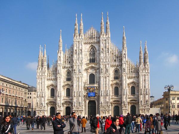 Milan & Lake Como, Italy — March 4-6, 2011