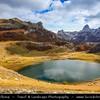 Europe - Montenegro - Crna Gora -  Црна Гора - Komovi mountains - Bukumirsko Lake