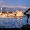 Europe - Montenegro - Crna Gora -  Црна Гора - Budvanska