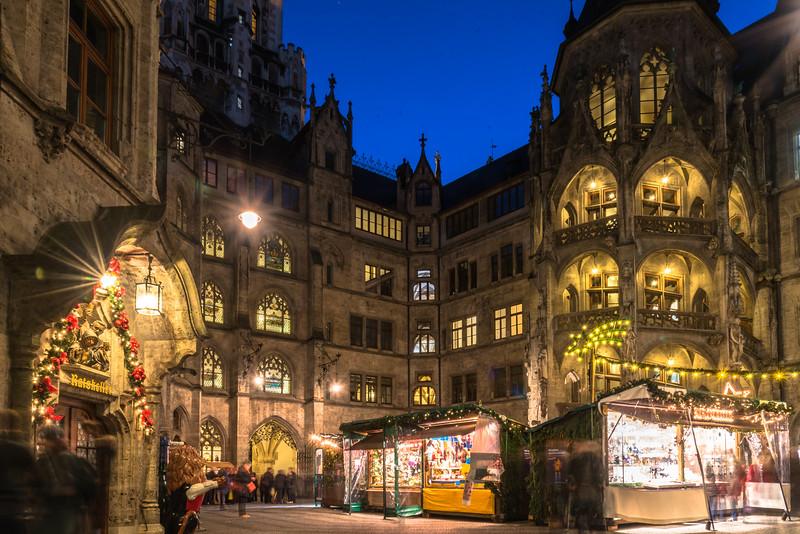 Munich Hidden Market