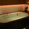 My bath in the Lufthansa First Class Lounge