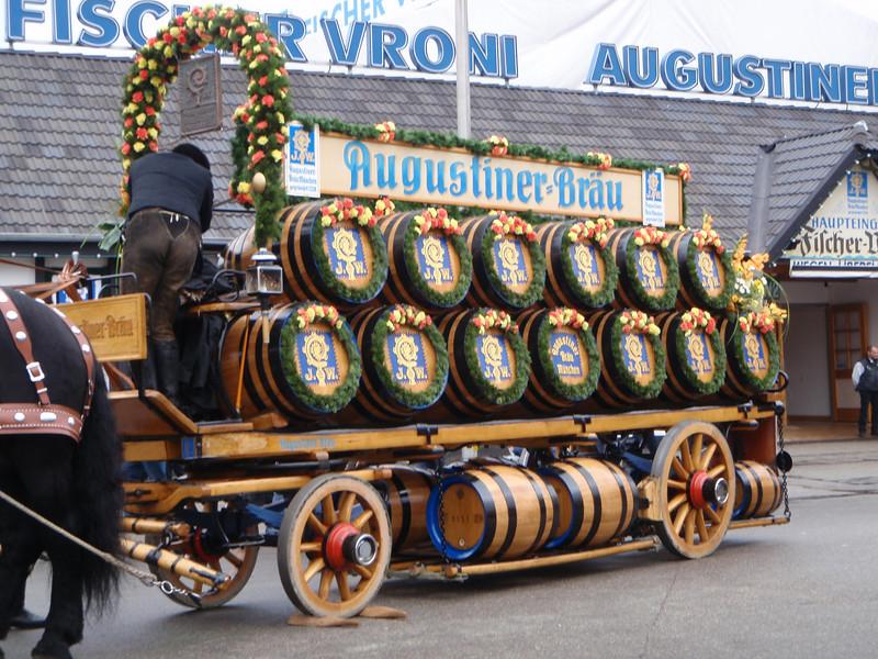 Old style kegs