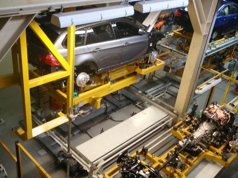 BMW Factory