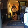 Der Barfüßer im Mautkeller,  Nürnberg´s gemütliche Hausbrauerei. (entrance to the Barfüßer iin the Mautkeller,  Nürnberg´s comfortable brew pub.