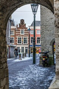 Arches, Delft, Holland, 2010