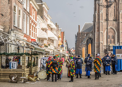 Carnaval, Delft, Holland, 2010