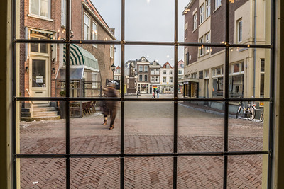 Through the Window, Delft, Holland, 2010