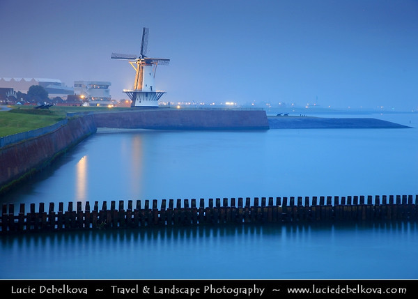 Europe - Netherlands - Nederland - Zeeland Province - Sea-land - Zealand - Vlissingen - Flushing - Maritime city in the southwestern Netherlands on the former island of Walcheren