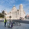 The 3 Graces at the Pier Head