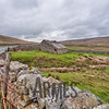 Abandoned barn on the roadside of the B6255 from Hawes to Ingleton