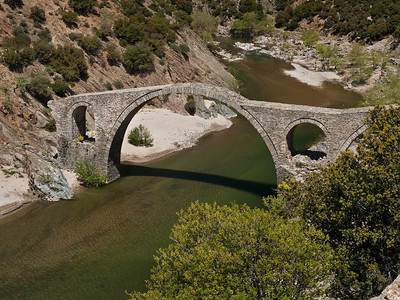 Byzantine Bridge - Iasmos