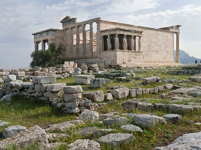 Acropolis - Erechtheon