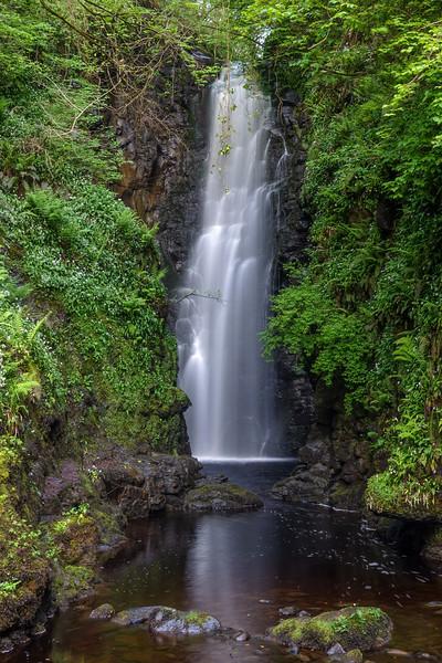 Cranny Falls, Carnlough