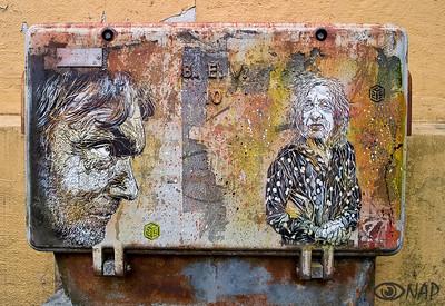 Graffitti in Stavanger