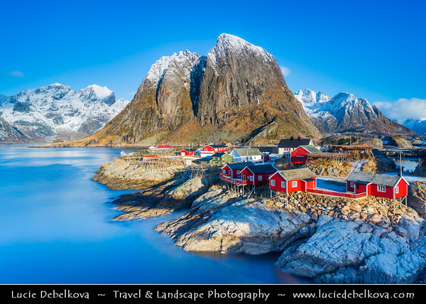 Europe - Scandinavia - Norway - North of the Arctic Circle - Nor