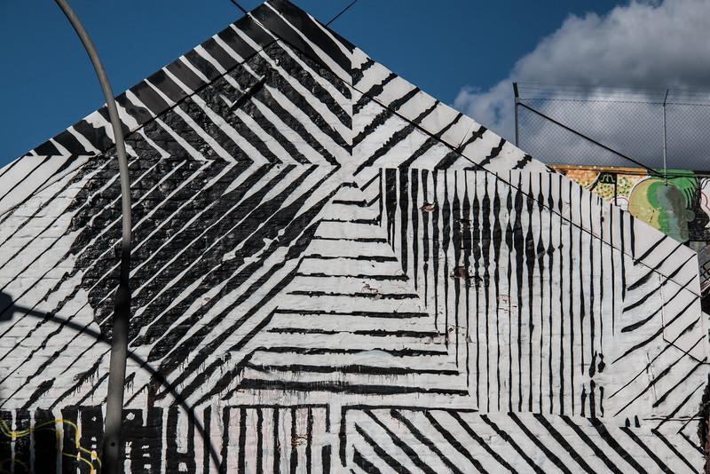 Street art near Ingens Gate