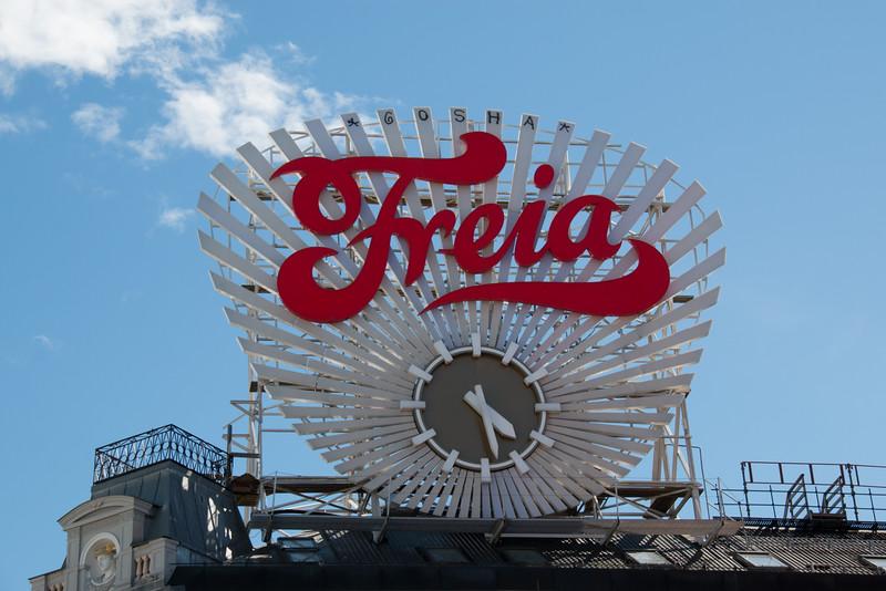 Freia Advertising