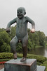 The Angry Boy - Vigeland Park