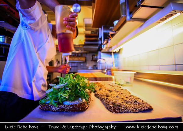 Europe - Norway - Oslo - Blings Restaurant at St. Olav Square