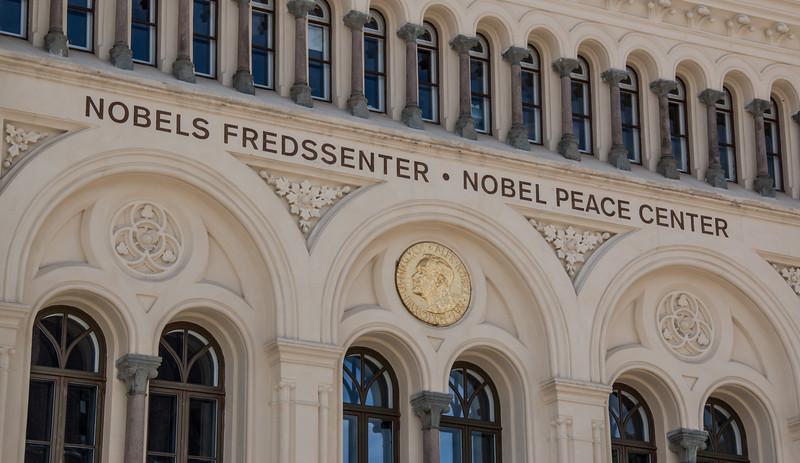 Oslo Nobel Peace Centre