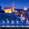 Europe - Norway - Oslo - Akershus Fortress - Akershus Festning - Akershus Castle - Akershus slott - Medieval castle that was built to protect Oslo