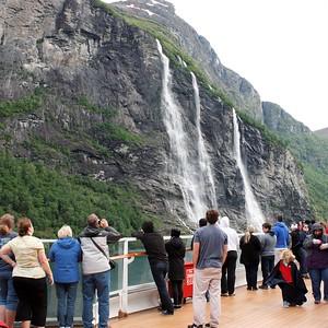 Norwegian Fjord Cruise - June 2017