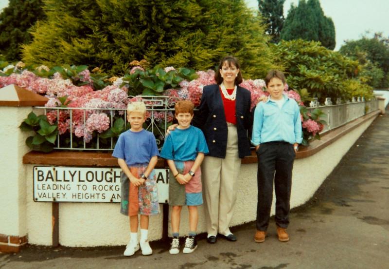 Ireland 1992-8