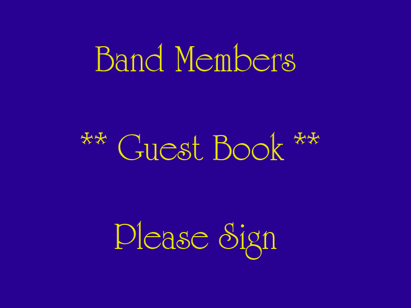 """If you were a member of this band ... please click the """"Add Comment"""" button below and let me know what you are doing today ... AND post a note on any photo that has you in it so I can put a face to it ...<br /> ===================================================<br /> <br /> I was 17 years old on this trip and I played Euphonium."""