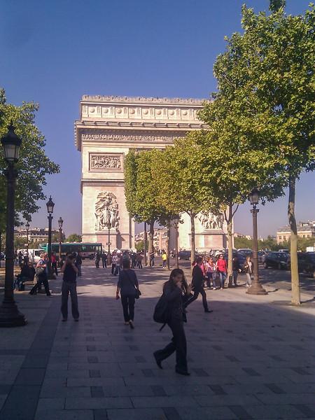 Weekend in Paris — October 7-9, 2010
