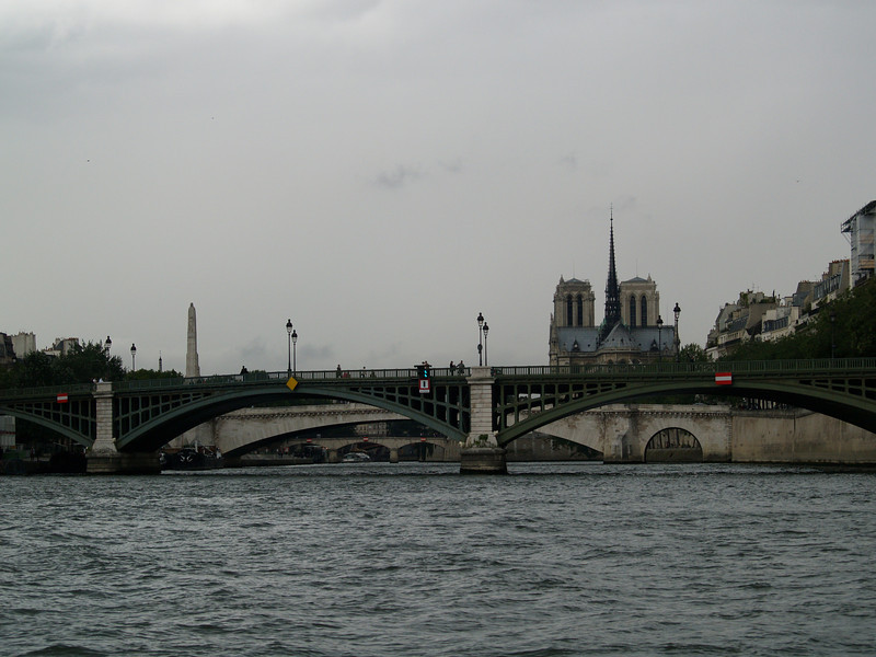 Approaching Notrre Dame