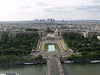Place du Trocadero and the double wings of the Palais de Chaillot