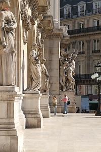 Sept. 9/12 - The Opera Garnier, Paris