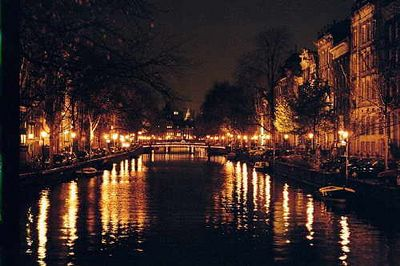 Paris and The Netherlands