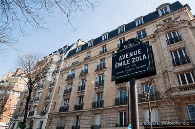 Avenue Emile Zola