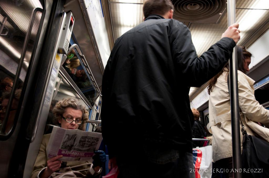 Life in the metro